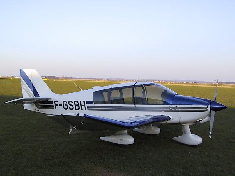 Accident d'un avion de tourisme dans l'Oise Gsbh